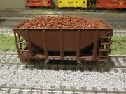 Ore Car Loads To Fit The Walthers Michigan Style Cars Fits Mdc/roundhouse
