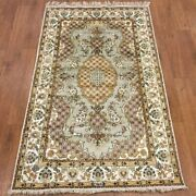 Yilong 3and039x5and039 Antique Handmade Silk Oriental Area Rug Home Sofa Carpet 388m
