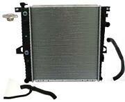 New Direct Fit Radiator W Hoses And Cap For 98-01 Ford Ranger 3.0l Only 1l5z8005ja