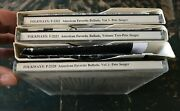 Rare Cd Lot Smithsonian Folkways Recordings Pete Seeger Moses Asch - 4 Cds