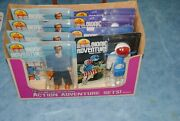 Kenner The Six Million Dollar Man Shop Display -with Outfits Super Rare