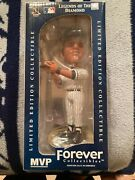 Derek Jeter Yankees Forever Collectibles Limited Edition Ws Mvp Bobblehead New