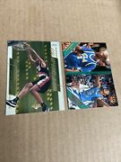 Rasheed Wallace 1995 Pacific Rc Rookie 39 And 2000 Ud Graphic Jam G12 Cards O