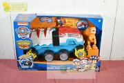 Paw Patrol Dino Rescue Dino Patroller Motorized Team Vehicle Exclusive Chase