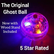 The Ghost Ball Hunting Communication Led Touch Activated Ball. Trigger Object