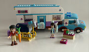 Lego Friends Horse Vet Trailer 41125 100 Complete With Manuals
