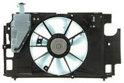 Radiator And Condenser Fan Assy Automotive Parts Distribution Intl 6010280