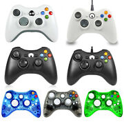 For Microsoft Xbox 360 /360 Slim /pc Win 7 8 10 Wired / Wireless Game Controller