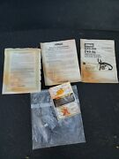 1985 Homelite Owners Manual Chain Saws 240-hg And 240-sl Part No. 17591-b Rare
