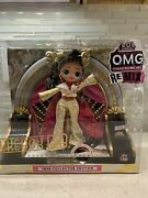 Lol Surprise Omg Remix Jukebox Bb 2020 Collector Edition Doll Lights Music New