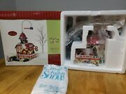 Dept 56 North Pole Checking It Twice Wind-up Toys Holiday Gift Set 56757 New