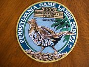 Pa Penna. Wilderness Editions Game Lands Series 6 2006 Grouse Patch