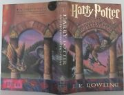 J K Rowling / Harry Potter And The Sorcerer's Stone Signed 1998 2101013