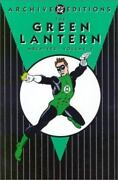 Green Lantern Archives, The - Volume 4 Archive Editions Graphic Novels, , Ga