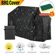 Weber Q3200 Cover Waterproof Outdoor Barbecue Cover Heavy Garden Furniture Cover
