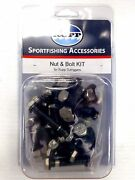 Rupp Nut Bolt And Bushing Kit Ca-0033 For Rupp Boat Fishing Outriggers - New