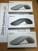 Microsoft Surface Arc Wireless Bluetooth Mouse - Pick Your Color