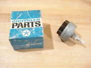Nos Mopar 1965 Plymouth Fury And Chrysler Full Size Variable Speed Wiper Switch
