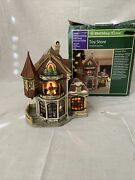 Holiday Time Traditional Village Collectibles Toy Store 2009