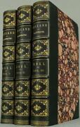 C.1860 Ireland Its Scenery Character And Histories Illustrated Leather 10 Tall
