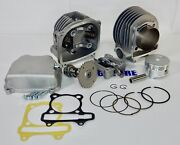 180cc 63mm 54mm Spacing Big Bore Kit For Scooter Atv Utv With 150cc Gy6 Motors