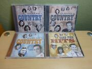 Golden Age Of Country Hard-to-find Hits Hillbilly Heaven Waltz Across Texas 6 Cd