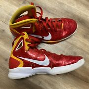 Nike Hyperdunk 2010 Comet Red Basketball Sneakers Size Us 11