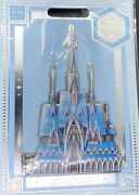 Disney Store Castle Collection Arendelle Frozen Pin 2/10 New And Sealed