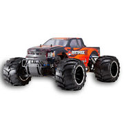 Redcat Racing Rampage Mt V3 32cc 1/5 Scale Gas Monster Truck 4x4 15 Rc Car