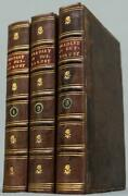 1724 General Treatise Of Husbandry And Gardening First Edition Copper Plates