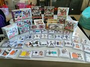 Sports Cards Lot New And Vintage Packs And Cards