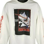 The Hundreds X Friday The 13th T Shirt 2017 Collab Limited Edition Size Large