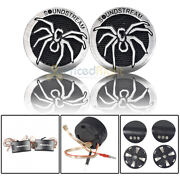 Soundstream 1 Pei Dome Super Tweeters With Crossover 110 Watts Rms 4 Ohm Twt.5