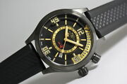 Ball Watch Engineer Master 2 Dg1020a-paj-bkgo Automatic Black Rubber Round Mens