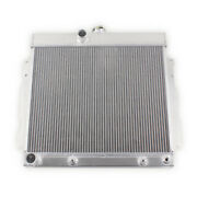 3 Core 22 Radiator For 1965-1969 Dodge Charger Coronet Plymouth Fury Roadrunner