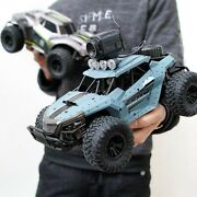 Electric Rc Off-road Monster Truck Toy 25km/h On The Radio W/wifi 420p Hd Camera