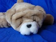 Little Live Pets Rollie My Kissing Puppy Dog Interactive Plush Toy Tested/works