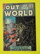Charlton Comics Out Of This World Issue 4 Steve Ditko Artwork