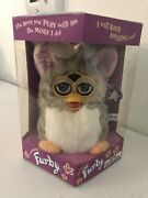 1998 Edition Original Electronic Furby Model 70-800 - Factory Sealed