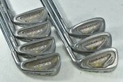 Tommy Armour Silver Scot 855s 4-pw Regular Flex Iron Set Right Steel 112427