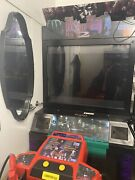 House Of The Dead 2 Deluxe Arcade Cabinet