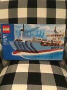 Lego 10155 Maersk Line Container Ship 2010 New