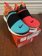 Nike Presto Extreme Gs Size 4y Or 5.5 Womanandrsquos Running Shoe Sock Supreme Rare