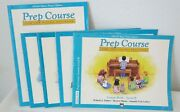 Alfred Piano Library 5 Prep Course Level B Books- Theory/lesson/technic/sacred S