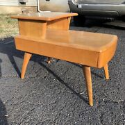 Heywood Wakefield 1950andrsquos M-795-g End Table
