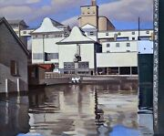 River Rouge Plant Painting By Charles Sheeler Reproduction