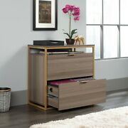 Filing Cabinet 2 Drawer Lateral File Cabinet For Home Office Desk File Storage