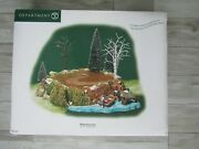 Dept 56 Village Accessory Sounds Of The North Woods 53025