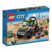 New Sealed Lego 60115 City 4 X 4 Off Roader 60115 Retired Priority Mail