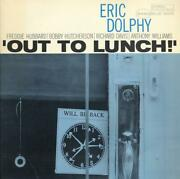 Out To Lunch 1st Stereo 1964 Lp Vinyl Blue Note Shorter